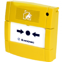 HOCHIKI HCP-E/Y Addressable Call Point Yellow
